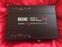 Serato SL4 Box for sale