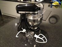 KitchenAid Artisan 5KSM150 Black Onyx stand mixer