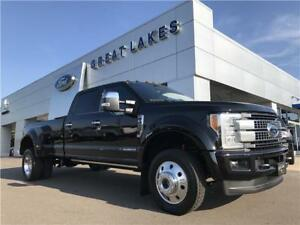 Ford Pickup Truck 2017 Platinum F-450