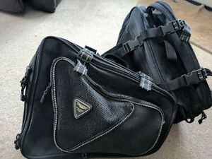 Triumph Bonneville Nylon Saddlebags