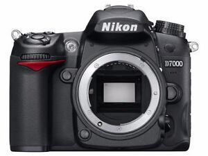 Nikon D7000 16.2MP DX-Format CMOS Digital SLR - Body Only