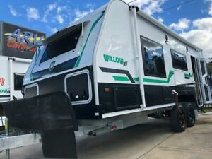 2019 WILLOW RV CONIFER 628X 2 AXLE Eden Bega Valley Preview