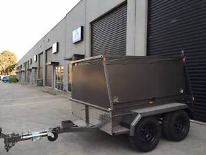 8x5 Trailer - The Ultimate Pro Tradie Heavy Duty Trailer Brooklyn Brimbank Area Preview