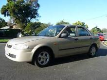 2000 Mazda 323 Sedan GREAT CONDITION & has REGISTRATION Southport Gold Coast City Preview