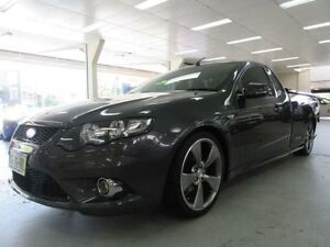 2008 Ford Falcon FG XR6 Grey 6 Speed Manual Utility Fyshwick South Canberra Preview