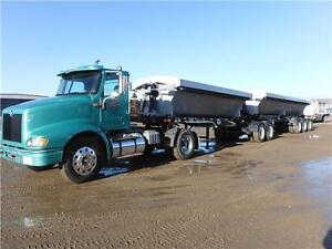 Super B Side Dump Gravel Trailers for Sale, Lease or Rent