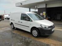 Volkswagen Caddy 1.6 Tdi Bluemotion Tech 102Ps Van DIESEL MANUAL WHITE (2013)
