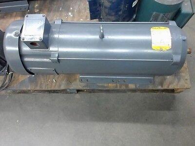 Baldor 5 Hp 1750 Rpm Tefc 184c Frame 180 Arm Volts Dc Motor