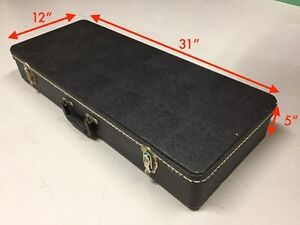 ✦ Hard Shell Mandolin Case ✦