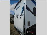 New 2015 CrossRoads RV Altitude AT-310 Toy Hauler Travel Trailer