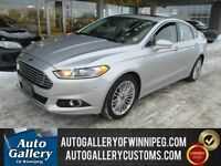 2016 Ford Fusion SE AWD*Lthr/Roof/NAV