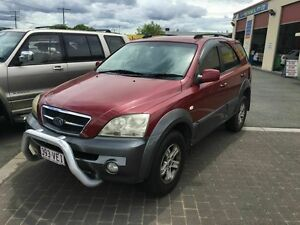 2004 Kia Sorento BL Maroon 4 Speed Automatic Wagon Coopers Plains Brisbane South West Preview
