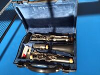 CHILD'S CLARINET BUFFET B10 EXCELLENT CONDITION