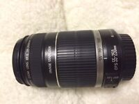 Canon 55-250mm Zoom