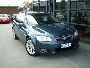 2012 Holden Commodore VE II MY12 Equipe Sportwagon Blue 6 Speed Sports Automatic Wagon Launceston Launceston Area Preview