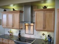 "Brand New 30-in ""Chimney"" Range Hood"