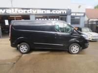2014 Ford Transit Custom 290 Limited 2.2TDCi 125ps L1H1 SWB *Fully Loaded* Diese