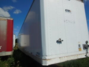 1999 - 53 FT.  TRANSPORT   TRAILER - MINT CONDITION !!! Ontario image 3