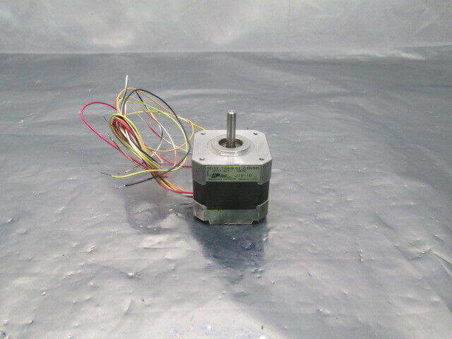 Applied Motion Products HT17-071 Stepper Motor, DC 4V, 1.2A, 3.3 Ohms, 453885
