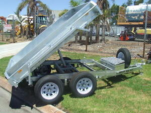 trailer tipper 8x5 Malaga Swan Area Preview