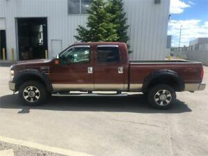 2008 ford f350 king ranch trade welcome