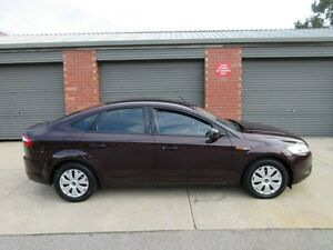 2011 Ford Mondeo MC Zetec Tdci Burgundy 6 Speed Direct Shift Hatchback Holden Hill Tea Tree Gully Area Preview