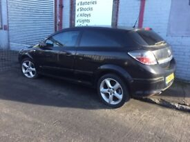 VAUXHALL ASTRA SRI CDTI 2006 BREAKING FOR SPARES