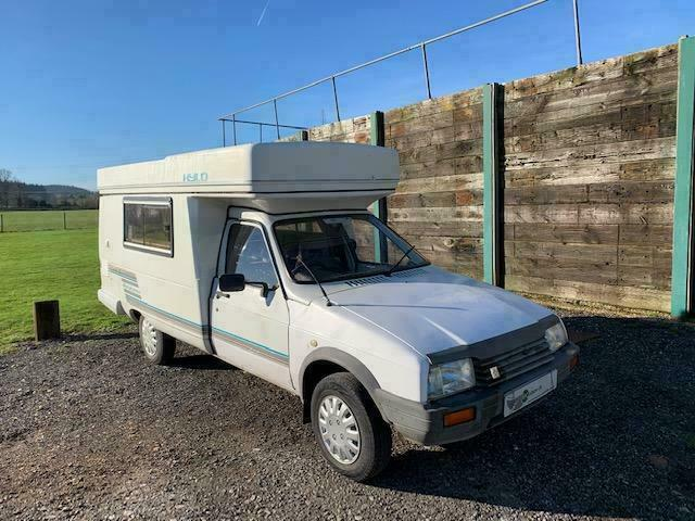 1994 Romahome Hy Lo Motorhome Px To Clear In Lytchett