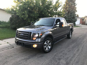 2014 Ford F-150 SuperCrew Fx4 Pickup Truck =Rare 6.2L=411HP