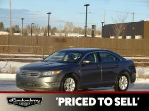 2011 Ford Taurus AWD SEL Heated Seats,  Bluetooth,  A/C,