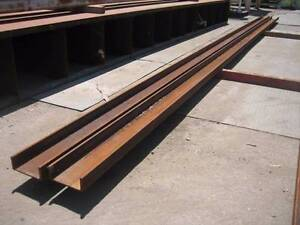 2 x Steel C Channel approx. 9mtr lengths Gepps Cross Port Adelaide Area Preview