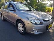 2010 Hyundai i30 FD MY10 SX Grey 4 Speed Automatic Wagon Granville Parramatta Area Preview