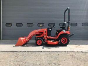**2014 Kubota BX2670 w/loader and 60 deck 6.0 Hours **