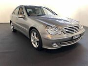 2005 Mercedes-Benz C350 W203 MY2006 ELEGANCE Silver Steptronic Sedan Clemton Park Canterbury Area Preview