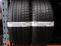 J73 2X 255/50/19 107W GOODYEAR EAGLE F1 SUV 4X4 RFT RSC 2X5,5MM TREAD