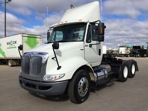 2011 International 8600, Used Day Cab Tractor