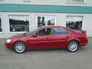 Chrysler Sebring LX 2001