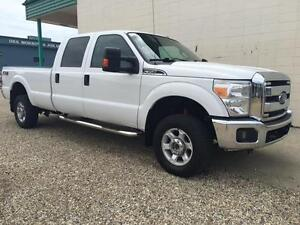 2013 Ford F-350 FX4 4x4 Longbox ~ Tow Package ~ $0 Dn $203 B/W