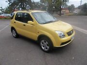 2002 Holden Cruze YG Yellow 4 Speed Automatic Wagon Alberton Port Adelaide Area Preview