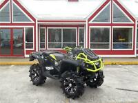 2015 CAN AM OUTLANDER X MR 1000 Moncton New Brunswick Preview