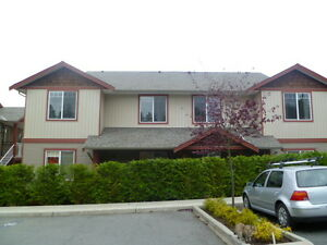 Townhouse in North Nanaimo with ocean & mountain view - $289000