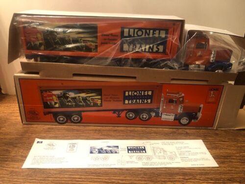 Lionel Box Truck #1 Taylor Made Trucks Series O/27 Scale NIB TMT - 18011