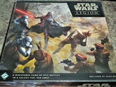 - Star Wars Legion Core Set Miniatures Board Game FFG New! Starter Base