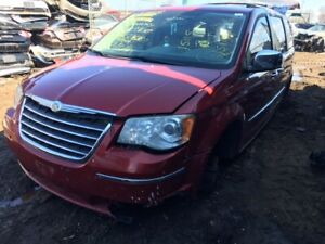 2008 Dodge Town and Country Caravan in for parts at Pic N Save!!