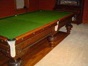 Snooker tables priced from $3500.00 & up St. John's Newfoundland image 6