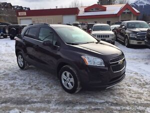 2014 Chevrolet Trax 1LT AWD Low Kms *Canmore Chrysler Alberta*