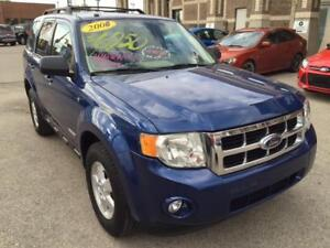 2008 Ford Escape XLT_4WD_WARRANTY INCLUDED