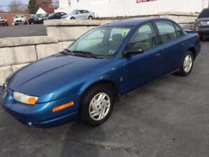 2002 Saturn SL 4dr Sedan - AS IS SPECIAL