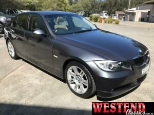 2007 BMW 320Ci E46 MY06 Upgrade Grey 5 Speed Auto Steptronic Coupe Lisarow Gosford Area Preview