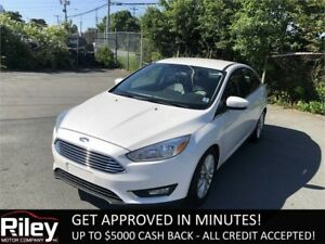 2015 Ford Focus Titanium STARTING AT $138.33 BI-WEEKLY